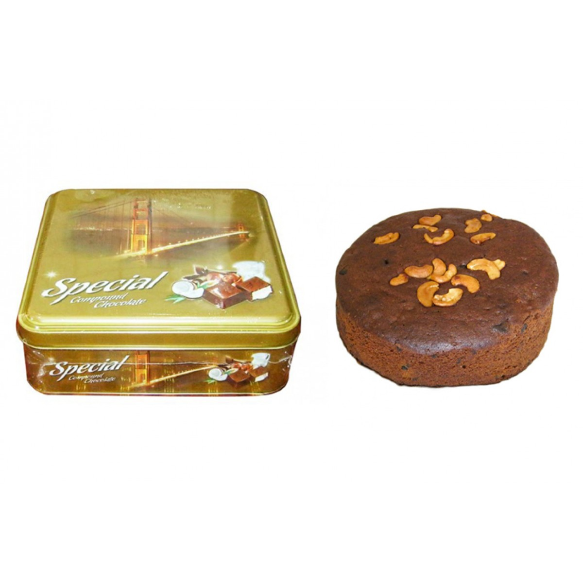 Online Chocolate And Cake Gift Set