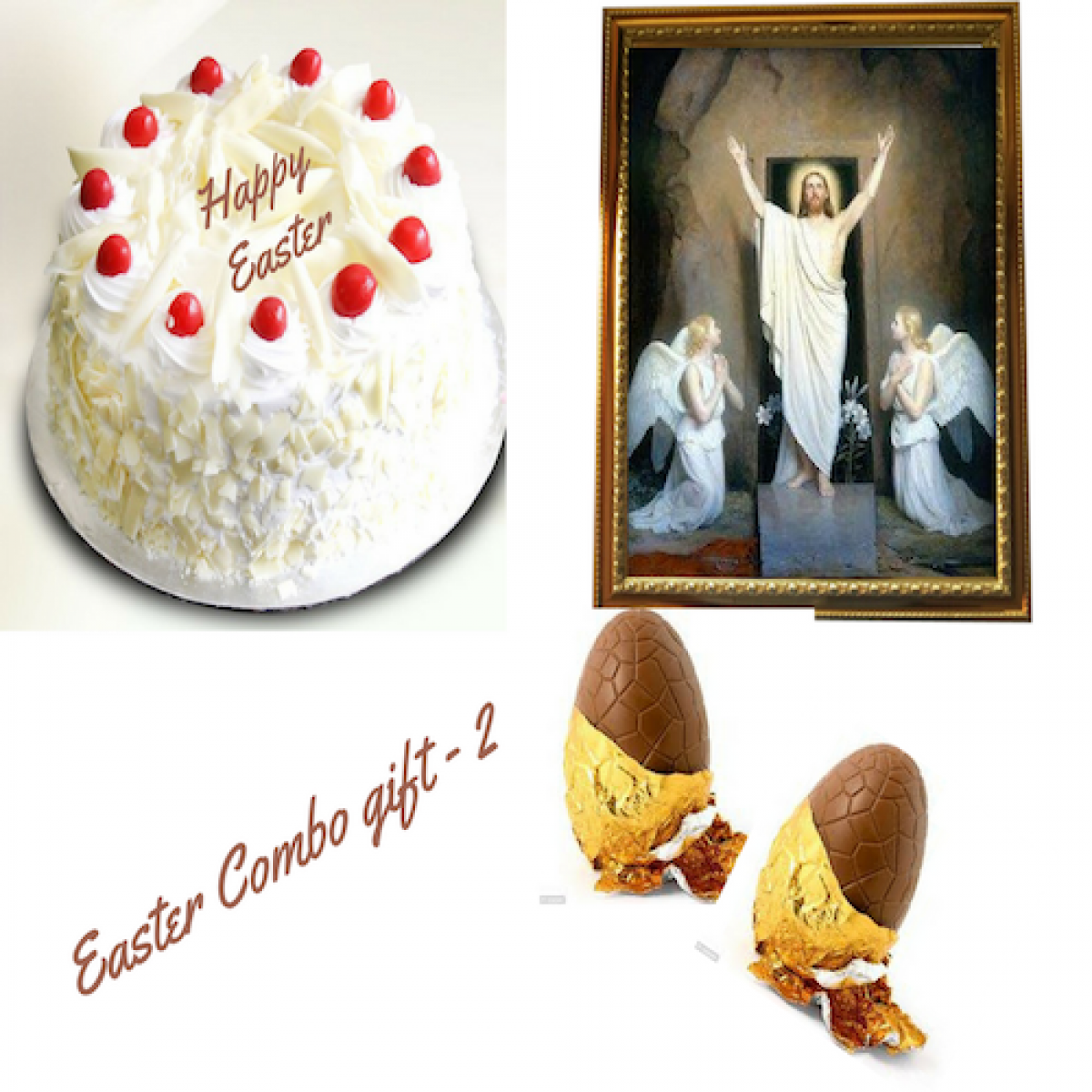 Wholesale easter gifts share wonderful easter gift baskets and best send easter gifts to kerala online flowers cakes gifts delivery with wholesale easter gifts negle Images