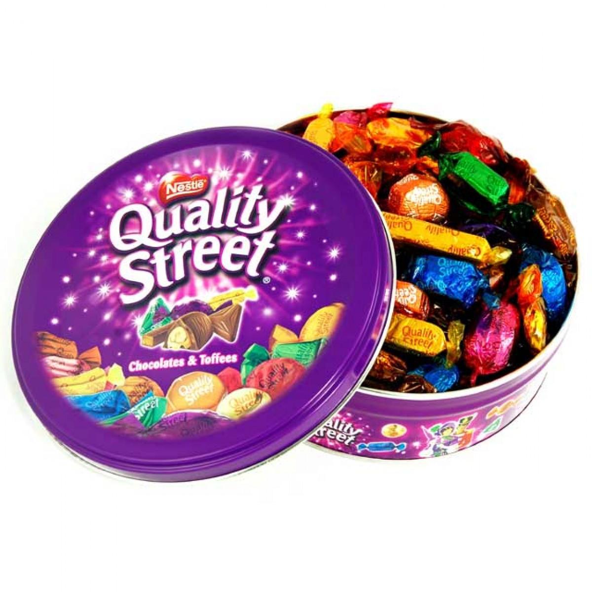Send Gift to Kerala | Nestle Quality Street Chocolates & Toffees