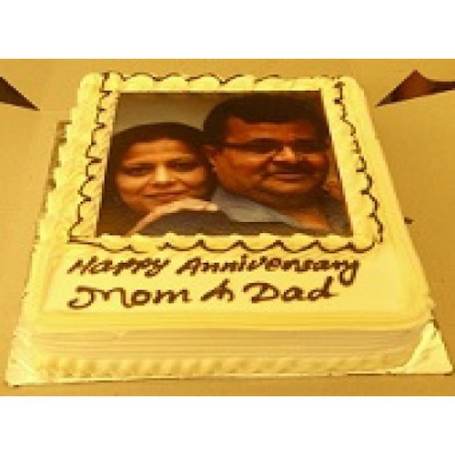 home more gift ideas cakes personalized wedding anniversary cake ...