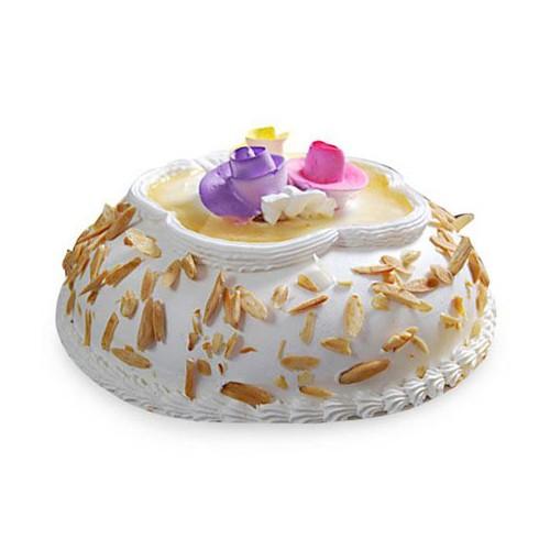 Almond Cake 1kg - KGS-CAK108