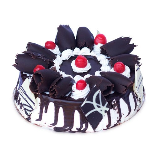 Black Forest Cake 1Kg - KGS-CAK103