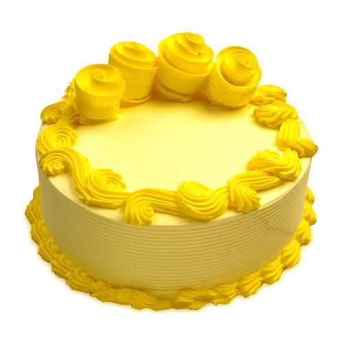 Butterscotch Cake Half Kg - KGS-CAK146