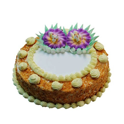 Butterscotch Radiance Cake 1Kg - KGS-CAK160