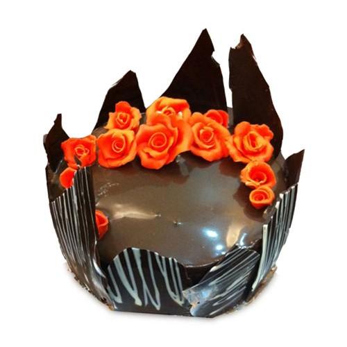 Chocolate Cake Half Kg - KGS-CAK125