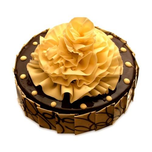 Chocolate Fantasy Cake Half Kg - KGS-CAK142
