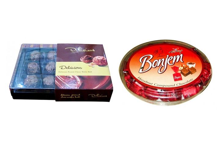 Chocolate Set - Delicious Chocolate & Chocolate Bonjem - CHOCOSET1