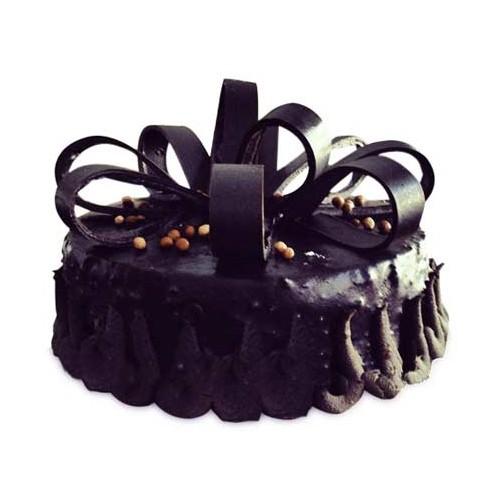 Chocolate Royal Crunch Cake 1Kg - KGS-CAK138