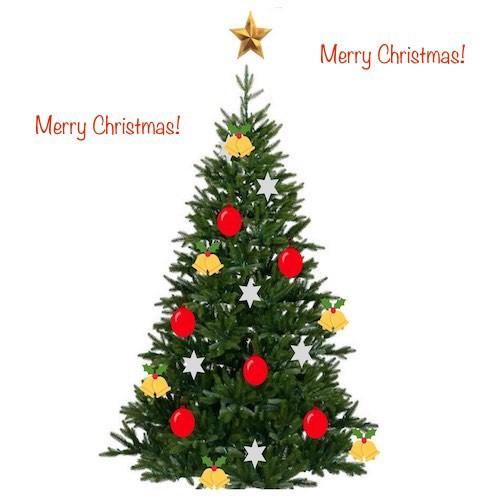Christmas Tree - BSH1011