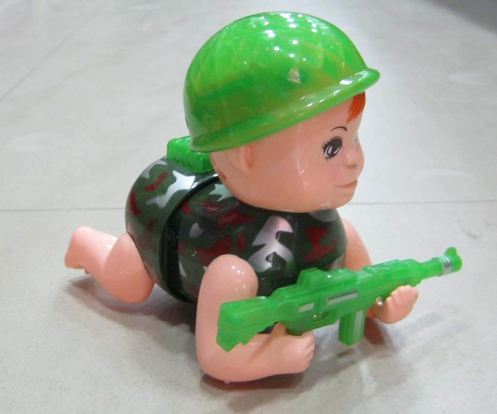 Crawling Baby Toys