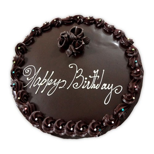 Dark Chocolate Cake 1Kg - KGS-CAK165