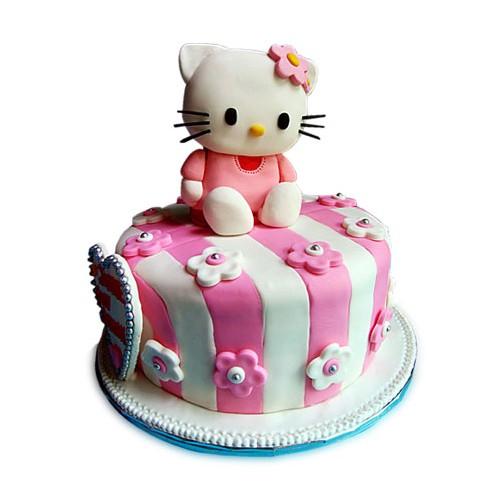 Dark Truffle Cake 1Kg - KGS-CAK180