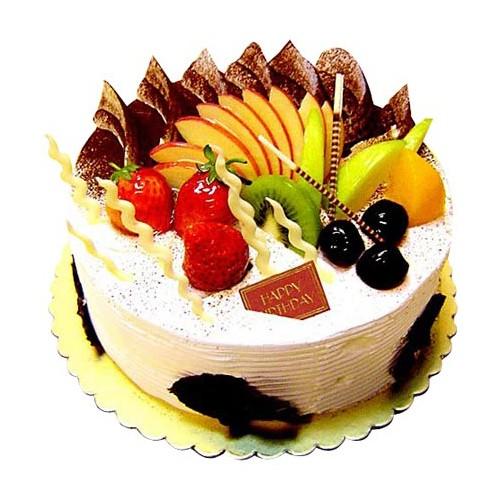 Fruit Cake 1Kg - KGS-CAK130