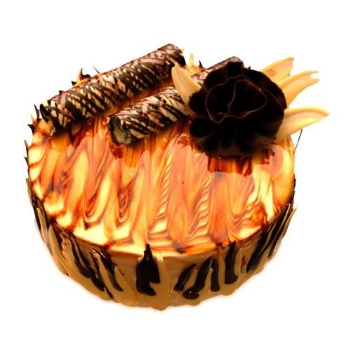 Irish Fantasy Cake Half Kg - KGS-CAK136