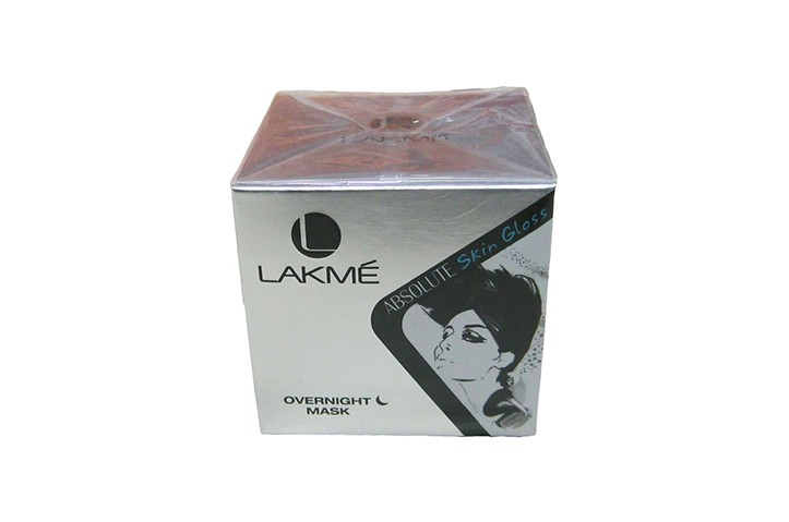 Lakme Absolute Skin Gloss Overnight Mask - OBC2037
