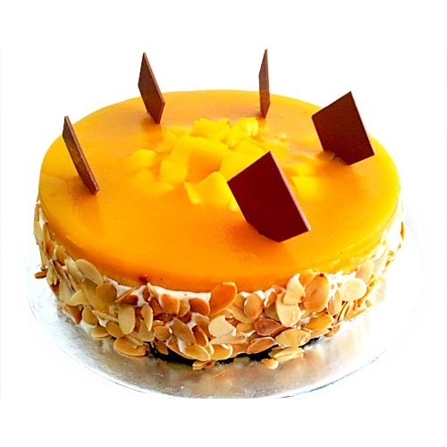 Mango Cake 1Kg - KGS-CAK189