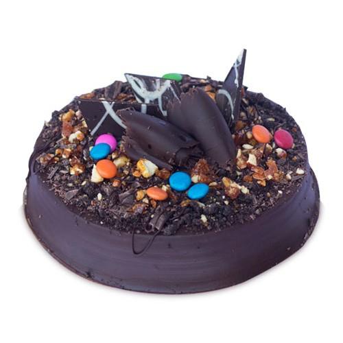 Manhattan Mania Cake Half Kg - KGS-CAK147