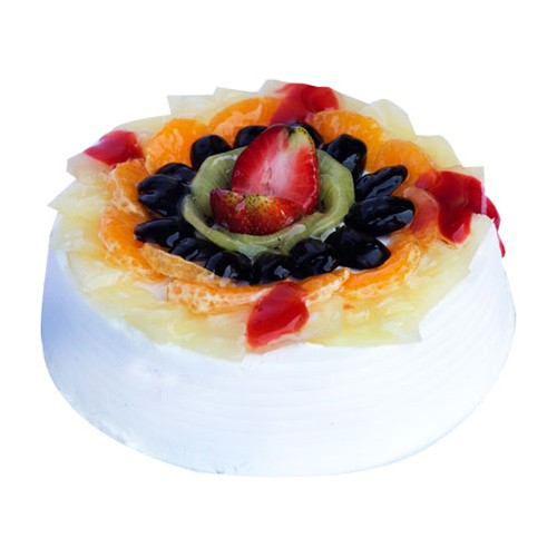 Mixed Fruit Gateau 1Kg - KGS-CAK119