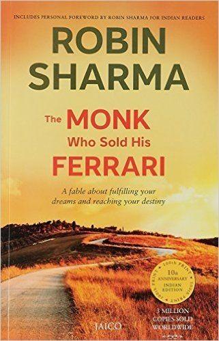 The Monk Who Sold His Ferrari-1BOK351
