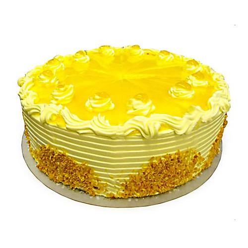 Pineapple Cake 1kg - KGS-CAK107