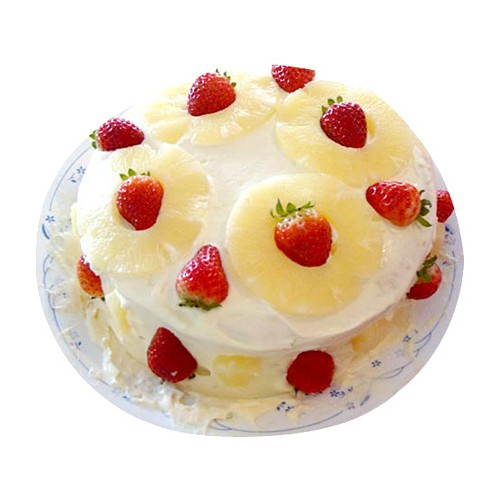 Pineapple Cake 1kg - KGS-CAK122