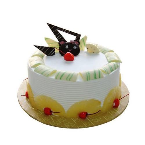 Pineapple Cake 1Kg - KGS-CAK184