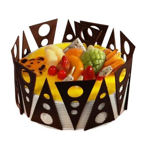 Pineapple Cake 1Kg - KGS-CAK154