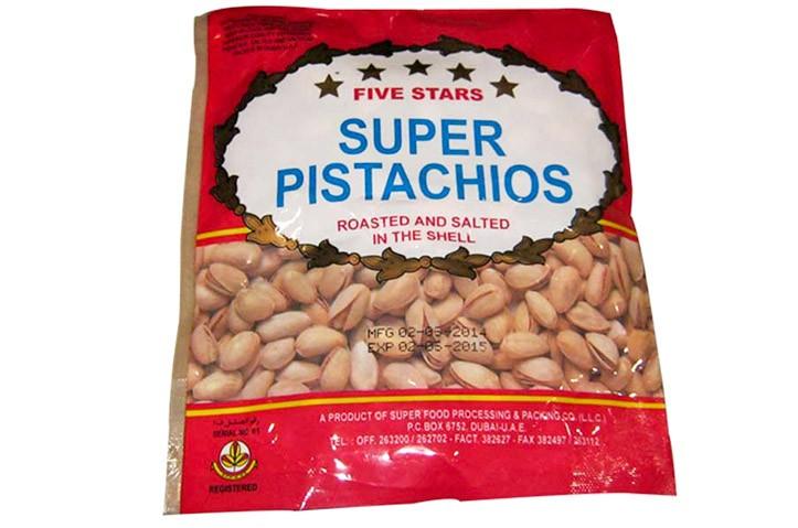 Pistachios 200gm - ROL300