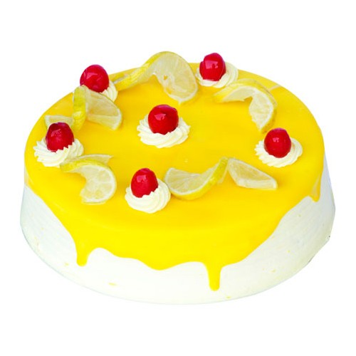 Vanilla Lemon Cake 1kg - KGS-CAK101