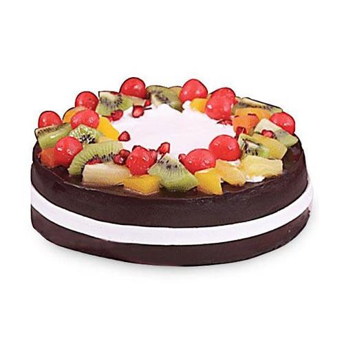 Wild Forest Cake Half Kg - KGS-CAK100