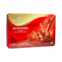 Vochelle Chocolate  Coated Almonds  - Send Gift to Kerala
