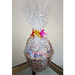 Minimum 1 KG Blues Mixed Chocolates Gift Basket