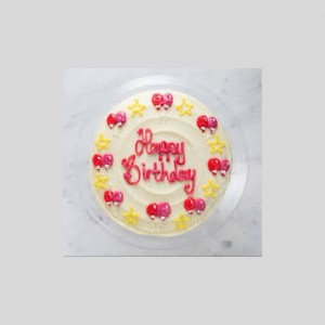 Birthday Butterscotch Cake 1Kg - SKUCAK20183