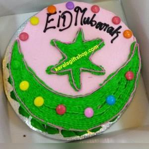 Min 1Kg EID Cake - SKUEID201823