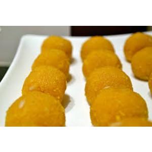 Ghee Moti Laddu (Yellow) 1Kg - 4NAV354