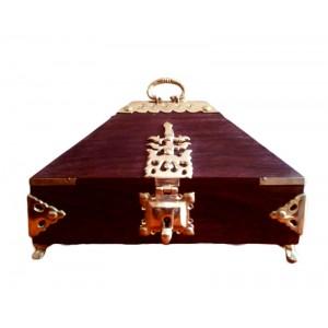 Aamada Petti - Traditional Jewel Box - Send Gift to Kerala