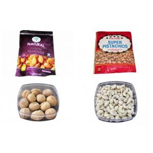 Mixed Nuts Set - Walnuts, Cashewnuts, Pistachios & Almonds - NUTSET1