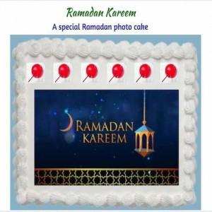 Ramadan Cake 2Kg - SKUCAK2018RMD1