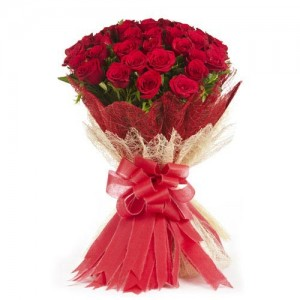 Red Rose Bouquet - KGS-FLR108