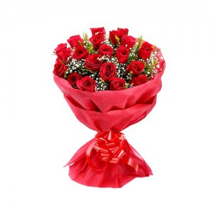 Red Rose Bouquet - Send Gift to Kerala