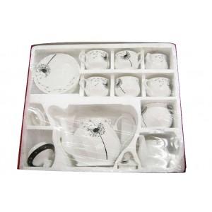 Sonakey Tea Set 15Pcs - GRV3890