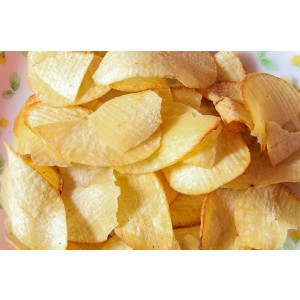 Tapioca Chips CHIP-02  - 1 Kg packet