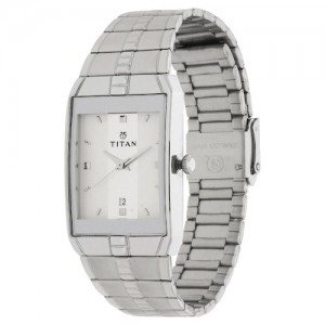 TitanClassy Steel Chain Casual Watch for Mens NF9151SM01J - Send Gifts To Kerala