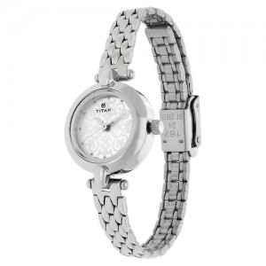 Titan Ladies Analog Watch 2521SM02 - Send Gifts To Kerala