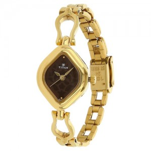 Titan Ladies Analog Watch 2536YM04 - Send Gifts To Kerala