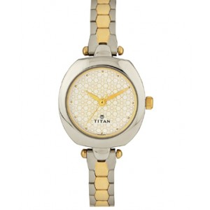 Titan Ladies Analog Watch 2520BM01 - Send Gifts To Kerala
