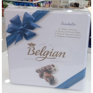 The Belgian Seashells Chocolates - SKUCHOBLG01