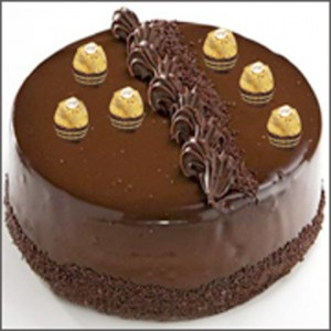 Chocolate Ferrero Cake 1 Kg