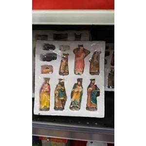Christmas Crib Statues Set