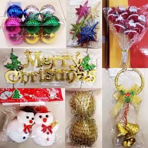 Christmas Tree Decoration Set-1